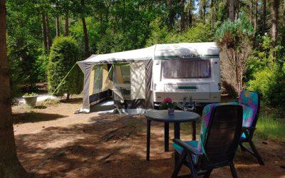 Wil je ook een keer kamperen op de veluwe?